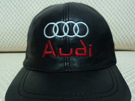 Audi Leather Hat / Cap
