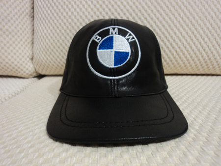 Bmw Leather Hat / Cap