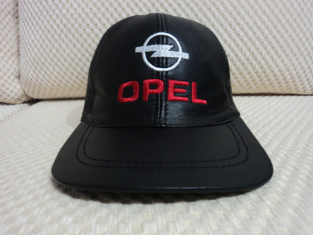 Opel Leather Hat / Cap