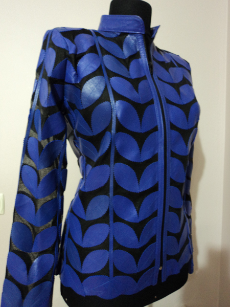Women Blue Jacket