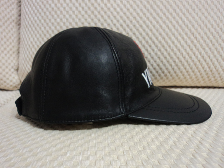 Yamaha Leather Hat / Cap